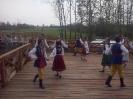 Koncert grup tanecznych MDK z okazji Święta 3 maja w Urszulinie - 03-05-2016