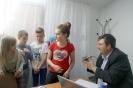 Pokazy z robotyki w szkołach Gminy Urszulin - 10-05-2016