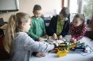 Przygotowania do konkursu First Lego Legue w MDK