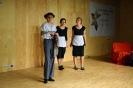 Występ Teatru KONTAKT oraz zespołu tanecznego KEEP OUT w GBP w Wyrykach